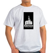 Aberdeen - the Energy Capital (white) T-Shirt