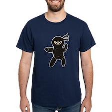 Cute Ninja Warrior T-Shirt