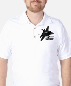F-35 Lightning II Golf Shirt
