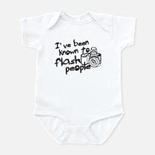 Flash People Infant Bodysuit