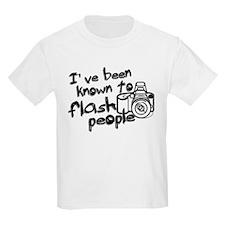 Flash People T-Shirt