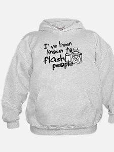 Flash People Hoodie