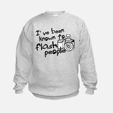 Flash People Sweatshirt
