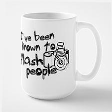 Flash People Coffee Mug