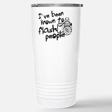 Flash People Travel Mug