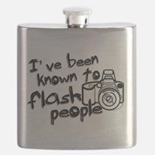 Flash People Flask