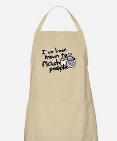 Flash People Apron