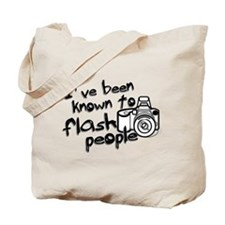 Flash People Tote Bag