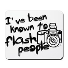Flash People Mousepad