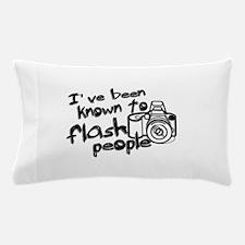 Flash People Pillow Case