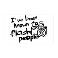 Flash People Wall Decal