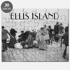 ABH Ellis Island Puzzle