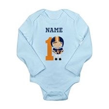 Football One Body Suit