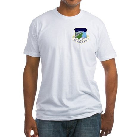 102nd FW Fitted T-Shirt