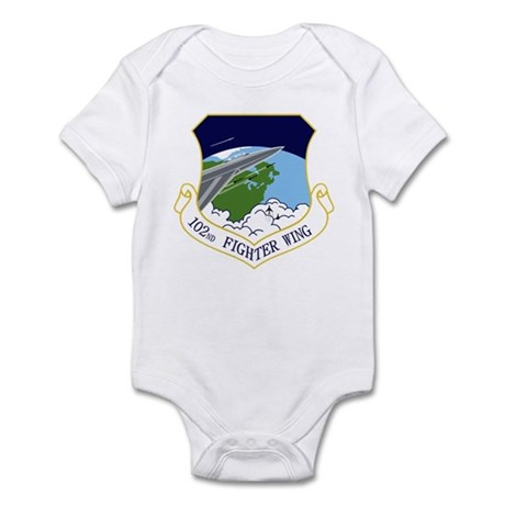 102nd FW Infant Bodysuit