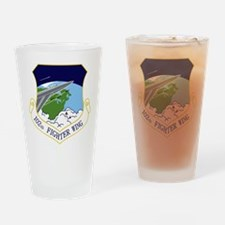102nd FW Drinking Glass