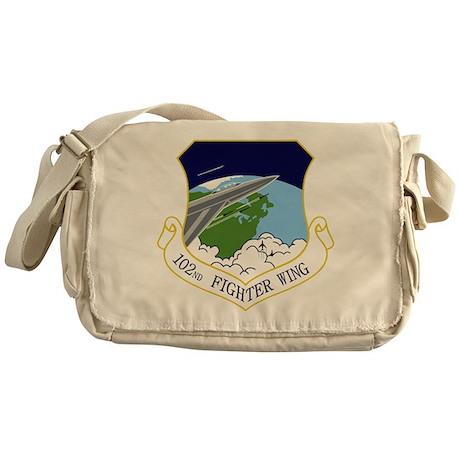 102nd FW Messenger Bag
