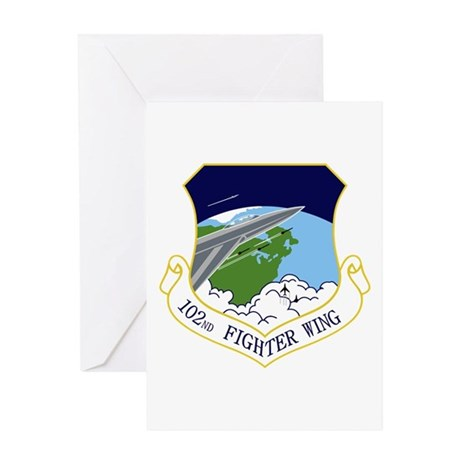 102nd FW Greeting Card