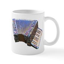 24 Bass Accordion Mug