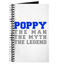 poppy-fresh-blue-gray Journal