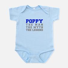 poppy-fresh-blue-gray Body Suit