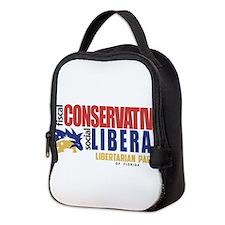 LPF Porcupine Neoprene Lunch Bag