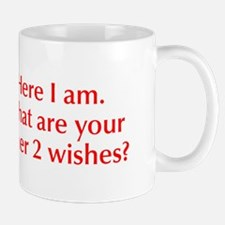 here-I-am-opt-red Mug