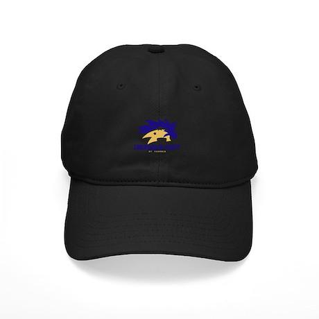 Porcupine Logo Baseball Hat