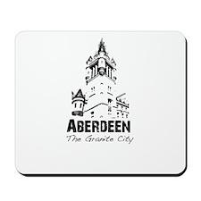 Aberdeen - The Granite City Mousepad
