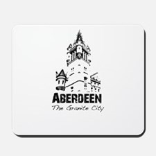 Aberdeen - The Granite City Mousepad