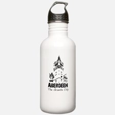 Aberdeen - The Granite City Water Bottle
