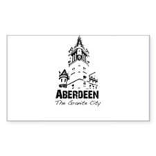Aberdeen - The Granite City Decal