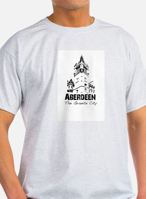 Aberdeen - The Granite City T-Shirt