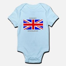 Derby England Infant Bodysuit