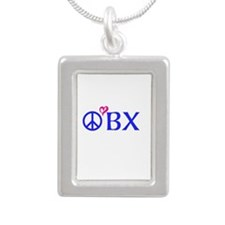 Outer Banks, OBX, Peace, love, Necklaces