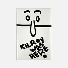 Kilroy Rectangle Magnet