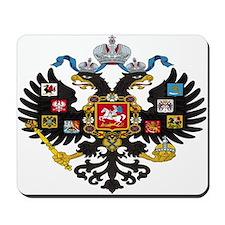 Romanov Crest Mousepad