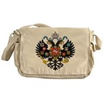 Romanov Crest Messenger Bag