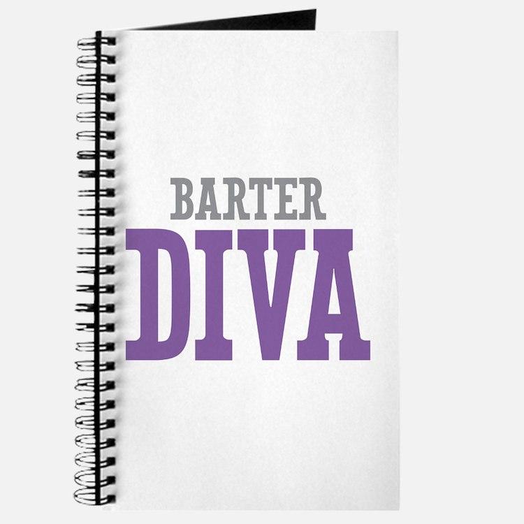 Barter DIVA Journal