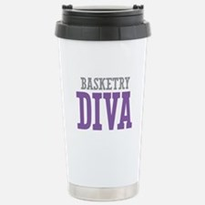 Basketry DIVA Travel Mug