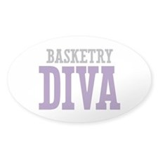 Basketry DIVA Decal