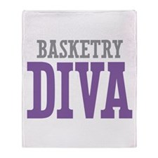 Basketry DIVA Throw Blanket