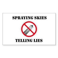 Anti Chemtrail Decal