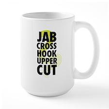 Jab Cross Hook Upper-cut Mug