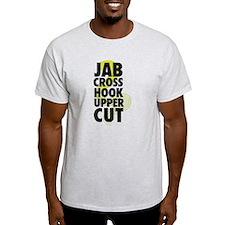 Jab Cross Hook Upper-cut T-Shirt