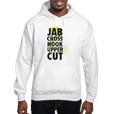 Jab Cross Hook Upper-cut Hoodie