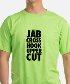 Jab Cross Hook Upper-cut T-Shirt