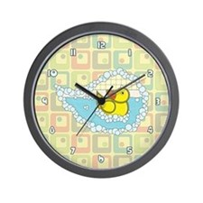 Chaucer Wall Clock