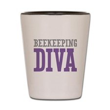Beekeeping DIVA Shot Glass