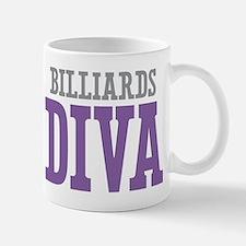 Billiards DIVA Mug